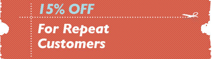 Cleaning Coupons | 15% off repeat customers for all services | NJ Steamers