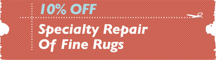 Cleaning Coupons | 10% off rug repair | NJ Steamers